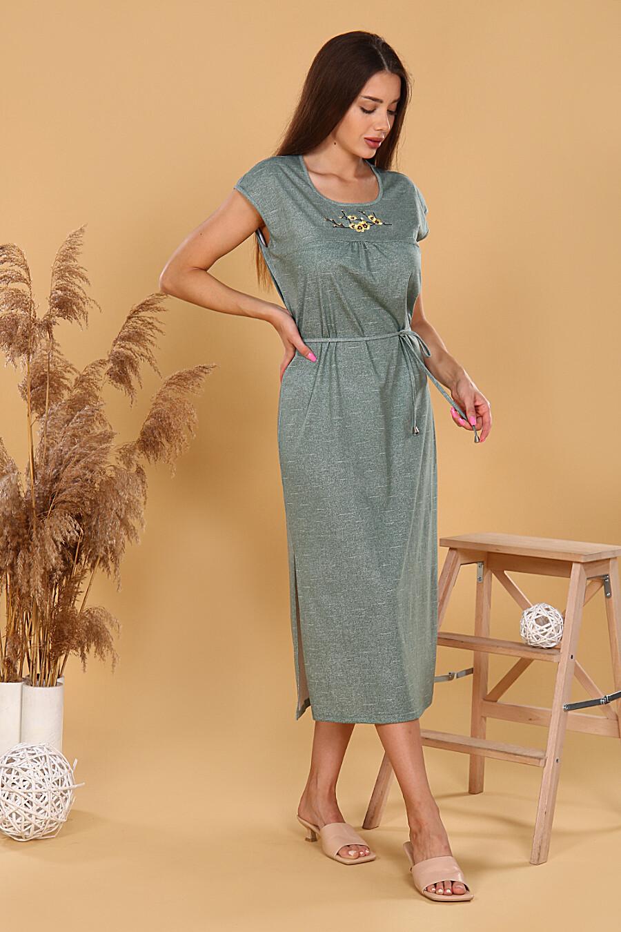 Платье Агератум для женщин НАТАЛИ 682838 купить оптом от производителя. Совместная покупка женской одежды в OptMoyo