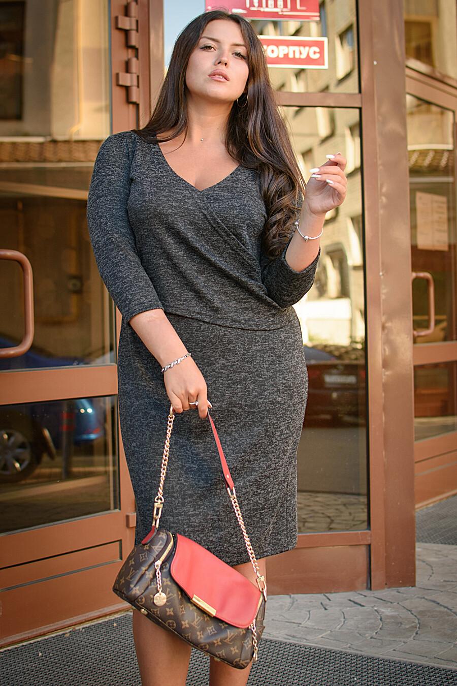Платье 13355 для женщин НАТАЛИ 682850 купить оптом от производителя. Совместная покупка женской одежды в OptMoyo