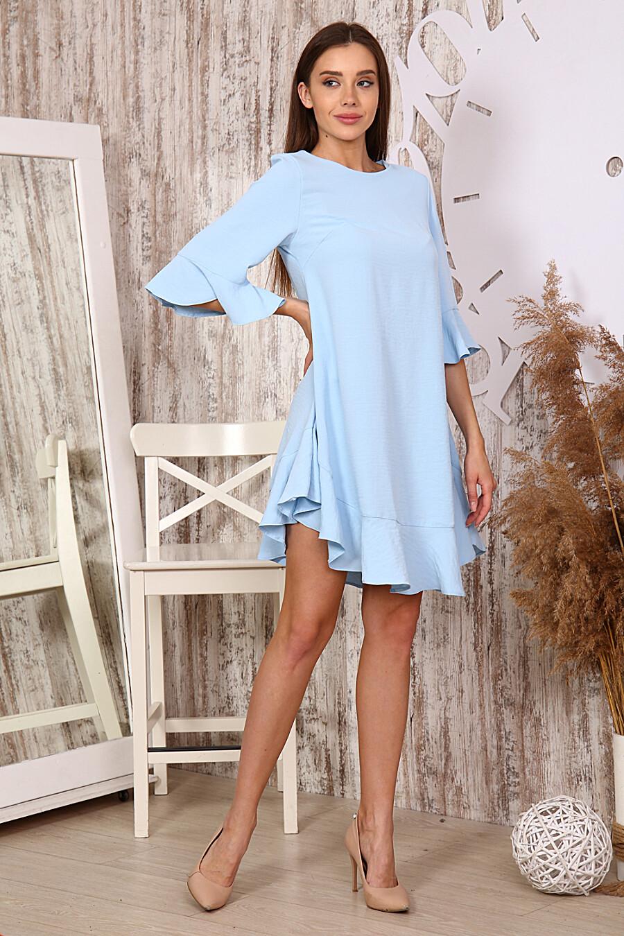 Платье 10394 для женщин НАТАЛИ 683242 купить оптом от производителя. Совместная покупка женской одежды в OptMoyo