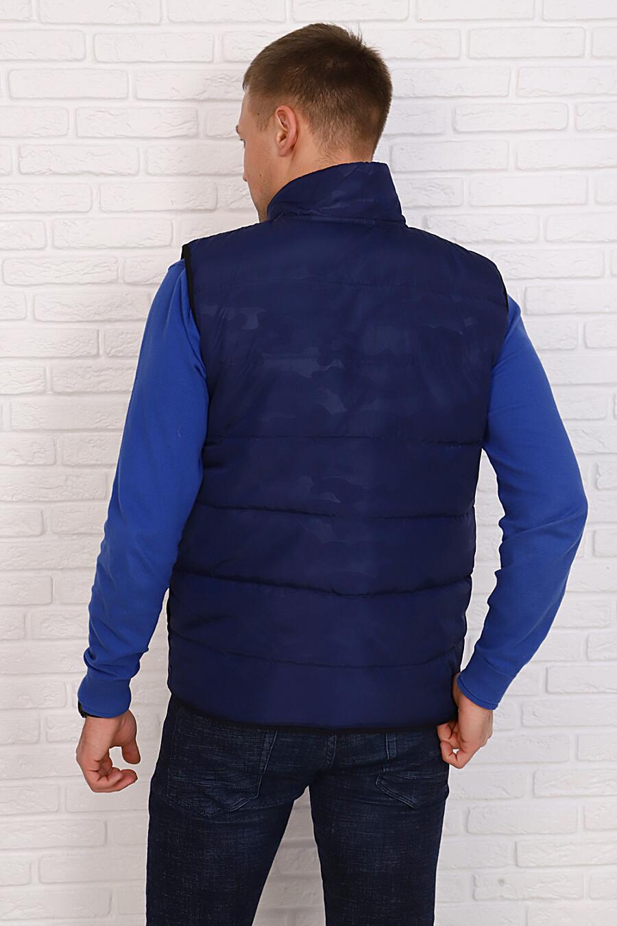 Жилет 4939 для мужчин НАТАЛИ 683252 купить оптом от производителя. Совместная покупка мужской одежды в OptMoyo