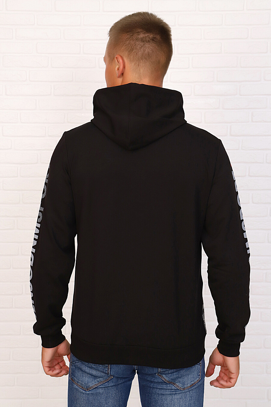 Толстовка 4925 для мужчин НАТАЛИ 683253 купить оптом от производителя. Совместная покупка мужской одежды в OptMoyo