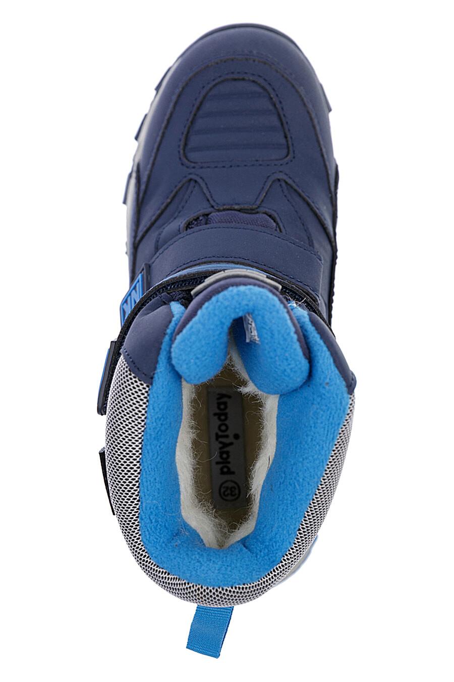 Ботинки PLAYTODAY (683516), купить в Moyo.moda
