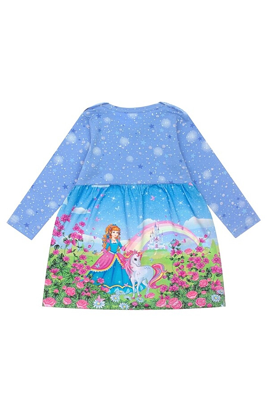 Платье для девочек АПРЕЛЬ 683530 купить оптом от производителя. Совместная покупка детской одежды в OptMoyo