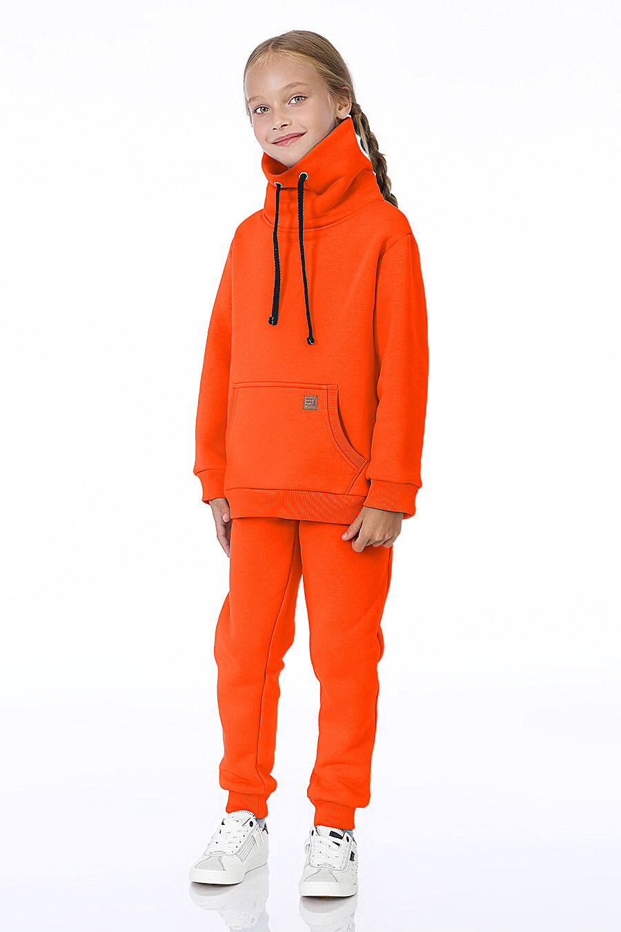 Худи для девочек EZANNA 699983 купить оптом от производителя. Совместная покупка детской одежды в OptMoyo