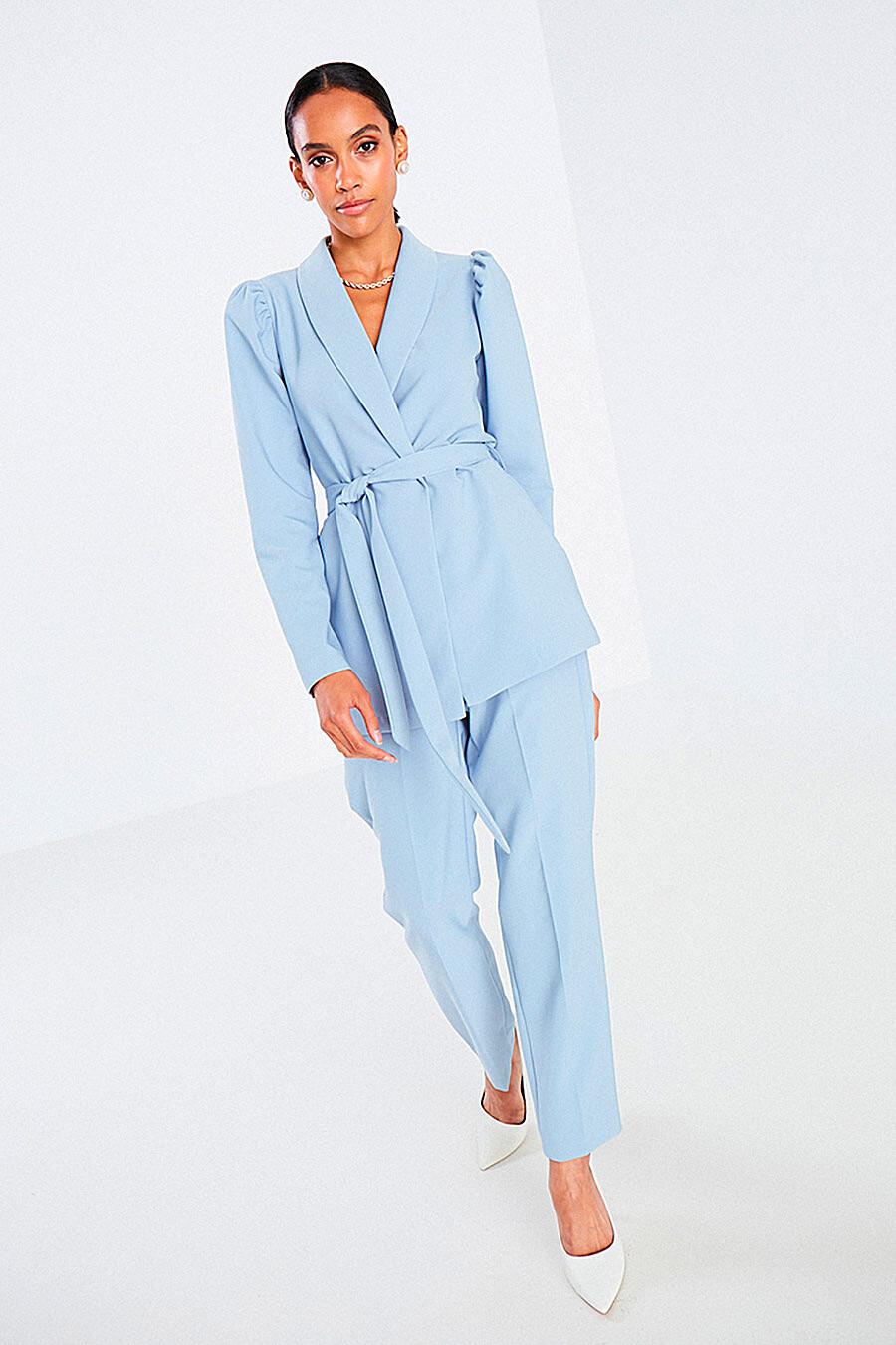 Костюм (Брюки+Жакет) для женщин VITTORIA VICCI 700026 купить оптом от производителя. Совместная покупка женской одежды в OptMoyo