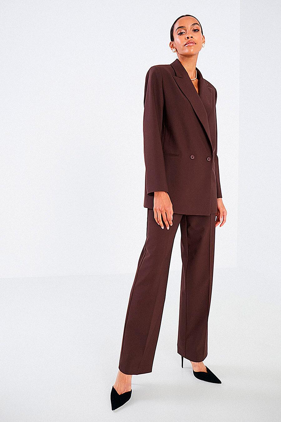 Брюки для женщин DELIA 700033 купить оптом от производителя. Совместная покупка женской одежды в OptMoyo