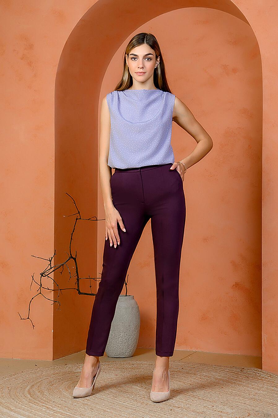 Блуза для женщин 1001 DRESS 700060 купить оптом от производителя. Совместная покупка женской одежды в OptMoyo