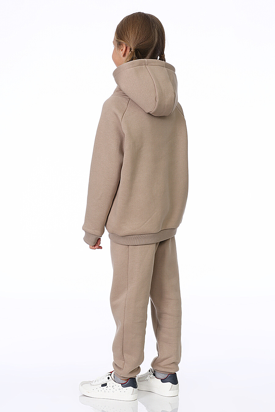 Костюм(Худи+Брюки) для девочек EZANNA 700323 купить оптом от производителя. Совместная покупка детской одежды в OptMoyo