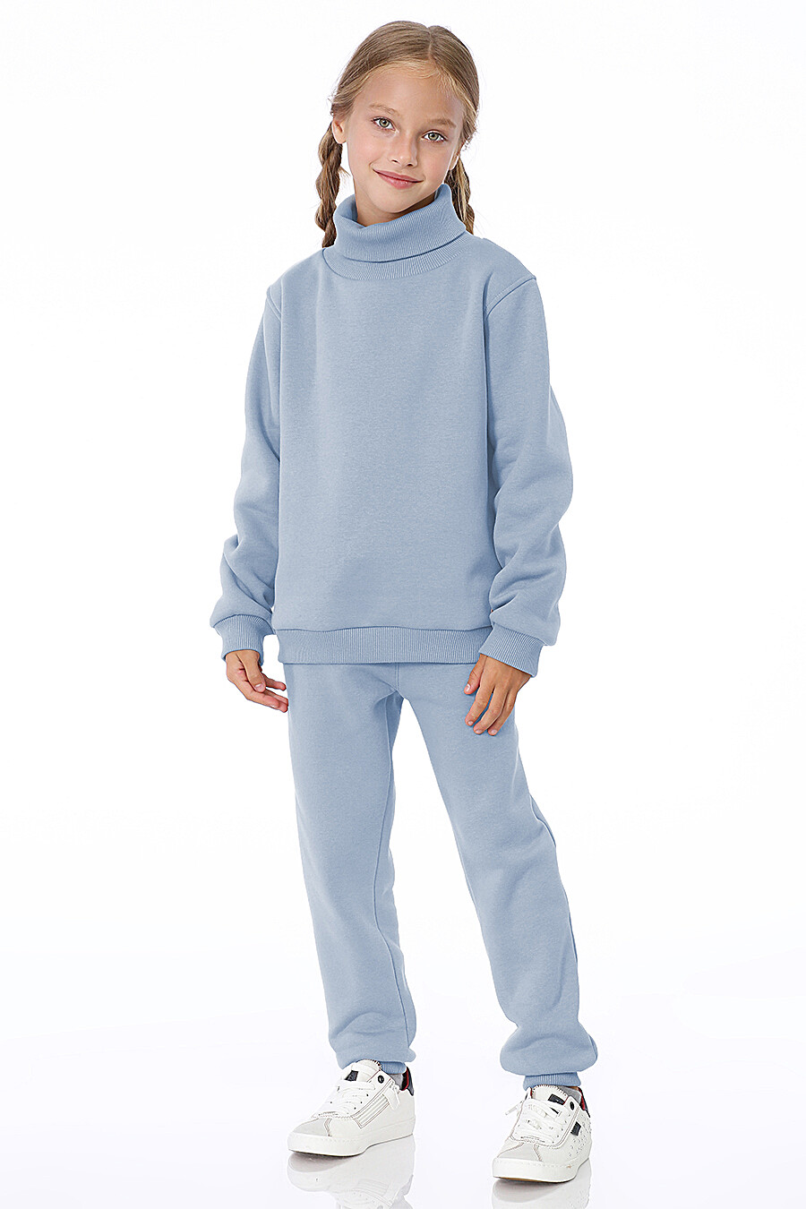 Водолазка для девочек EZANNA 700384 купить оптом от производителя. Совместная покупка детской одежды в OptMoyo