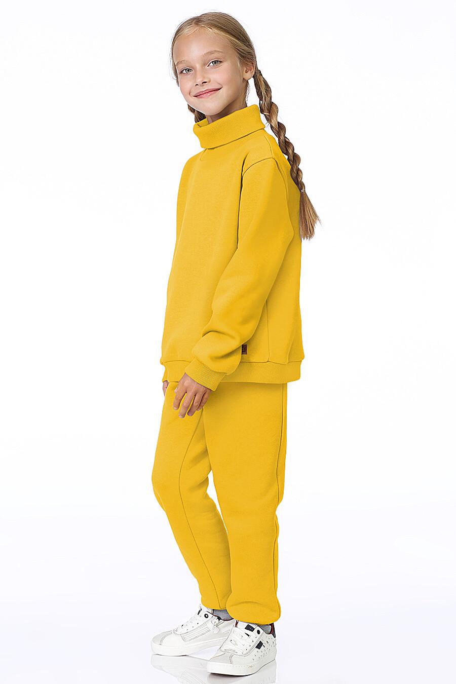 Водолазка для девочек EZANNA 700386 купить оптом от производителя. Совместная покупка детской одежды в OptMoyo
