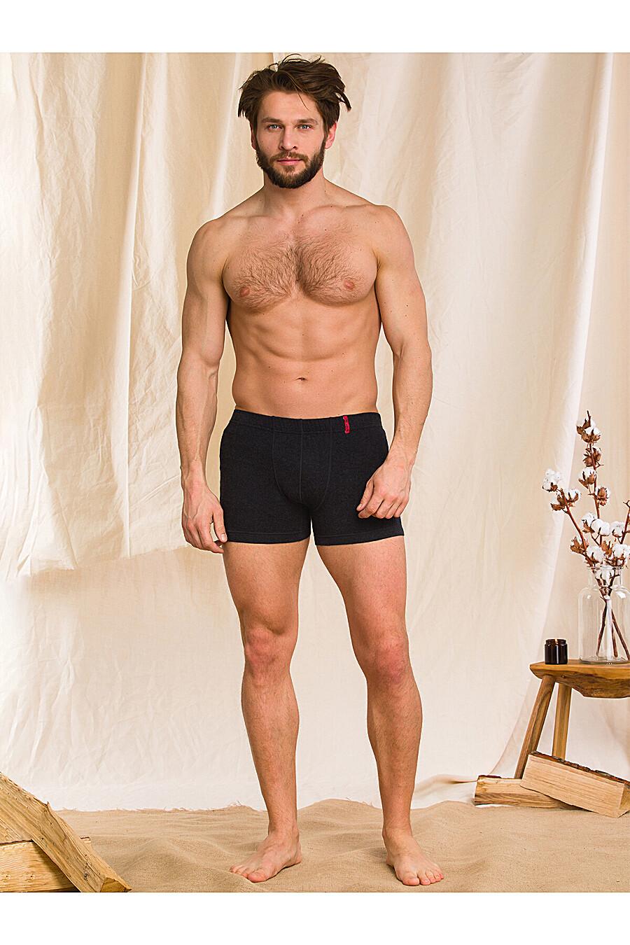 Трусы для мужчин KEY 700474 купить оптом от производителя. Совместная покупка мужской одежды в OptMoyo