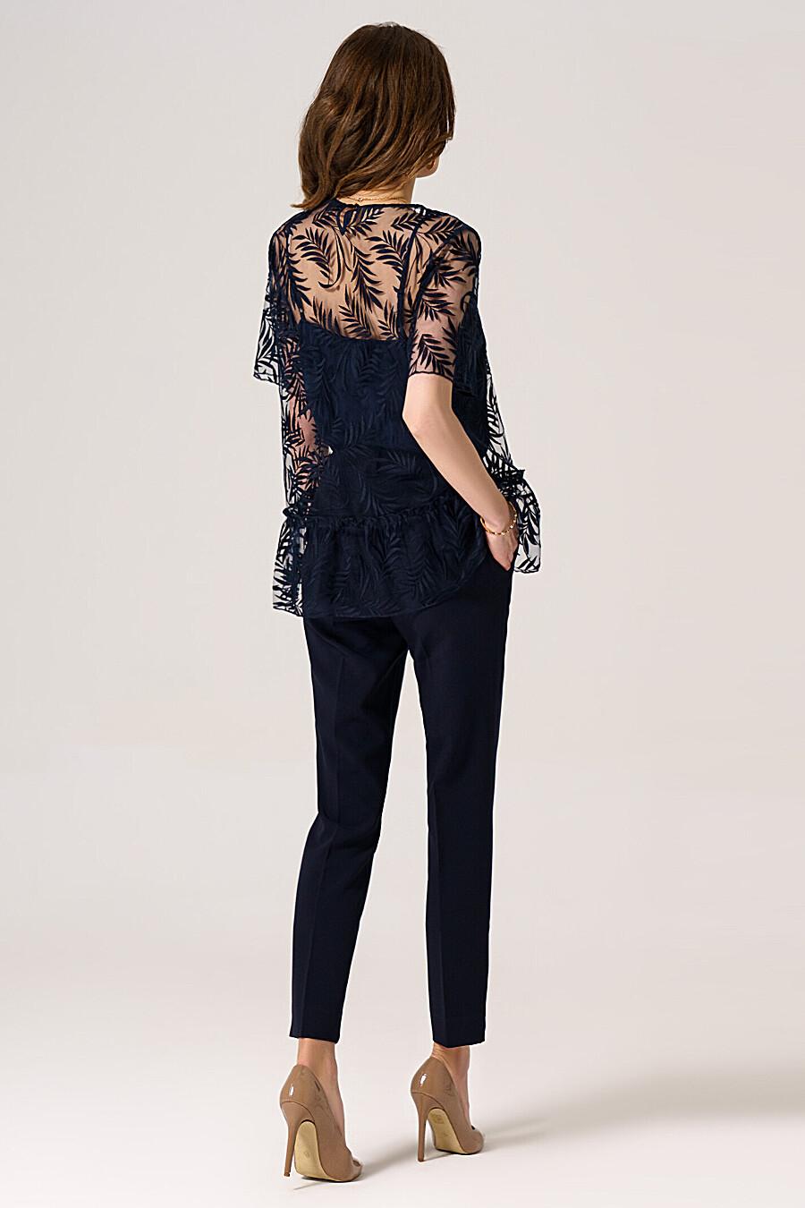 Комплект (Топ+Блуза) для женщин PANDA 700496 купить оптом от производителя. Совместная покупка женской одежды в OptMoyo