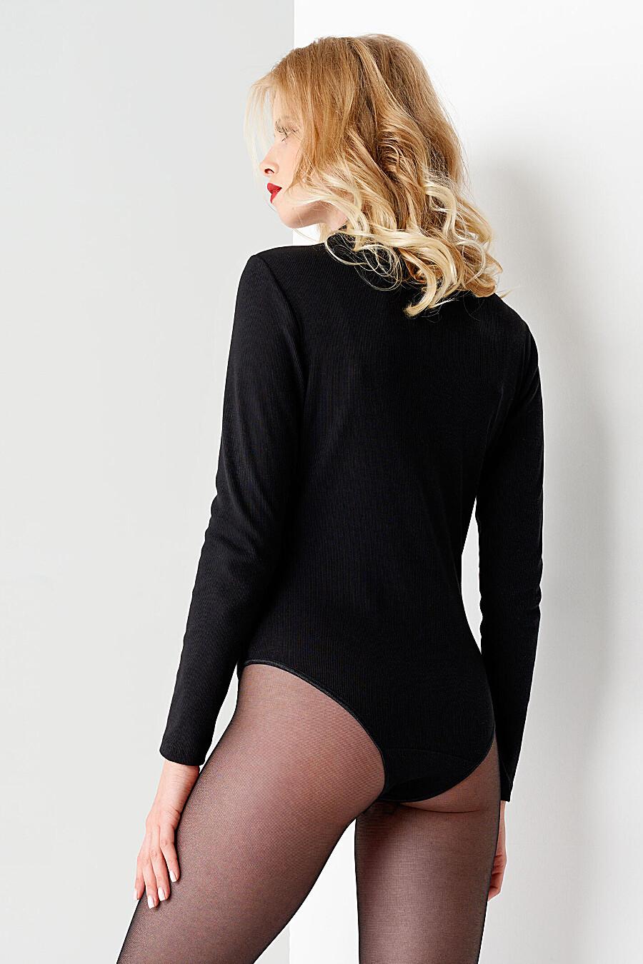 Боди для женщин PANDA 700498 купить оптом от производителя. Совместная покупка женской одежды в OptMoyo