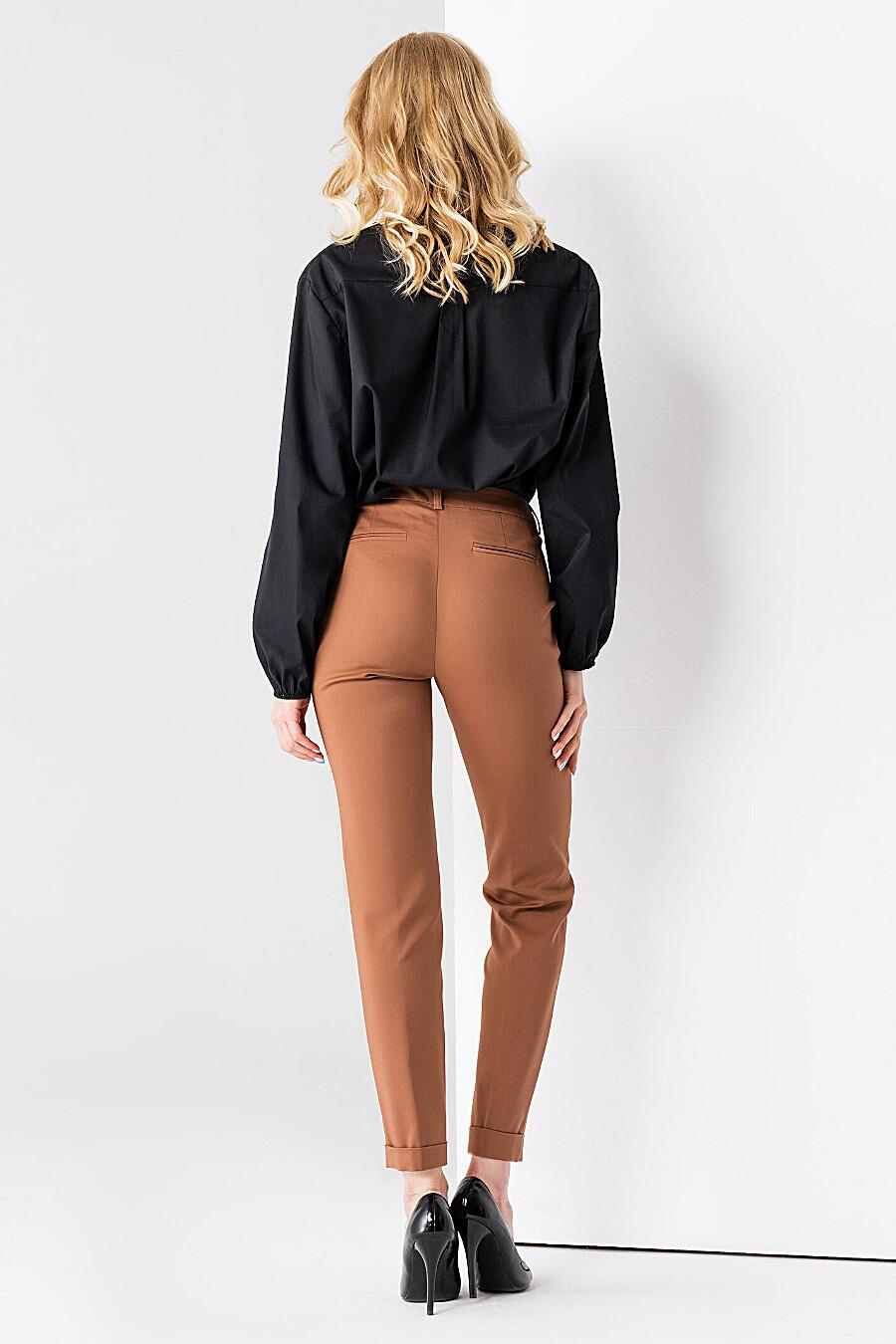 Брюки для женщин PANDA 700514 купить оптом от производителя. Совместная покупка женской одежды в OptMoyo