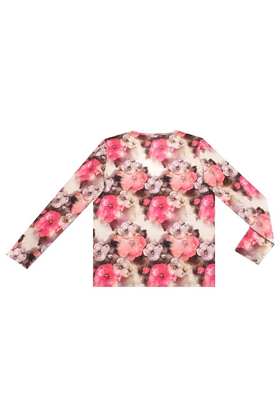 Лонгслив  для женщин АПРЕЛЬ 700643 купить оптом от производителя. Совместная покупка женской одежды в OptMoyo