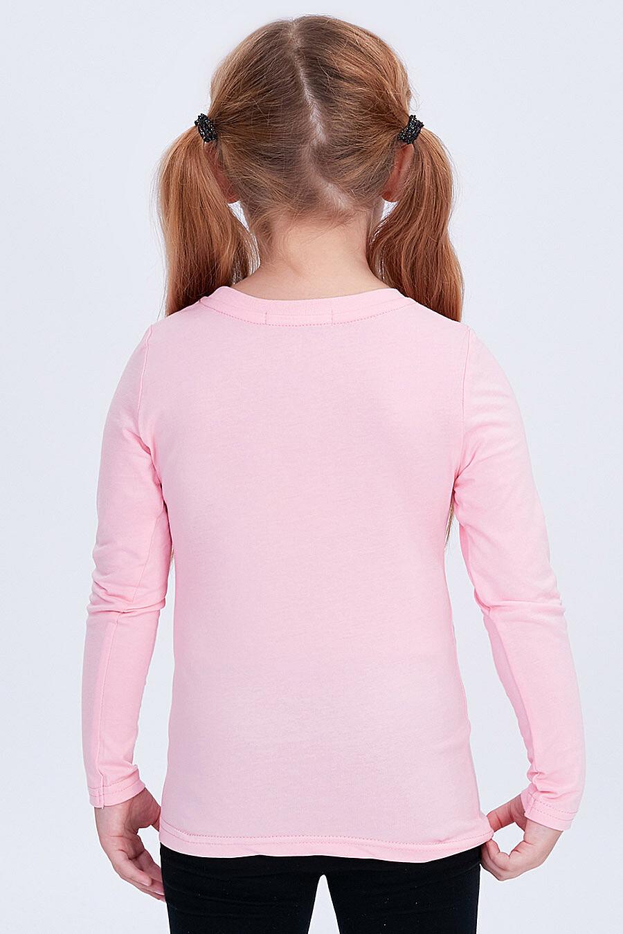 Лонгслив для девочек ROXY FOXY 707313 купить оптом от производителя. Совместная покупка детской одежды в OptMoyo