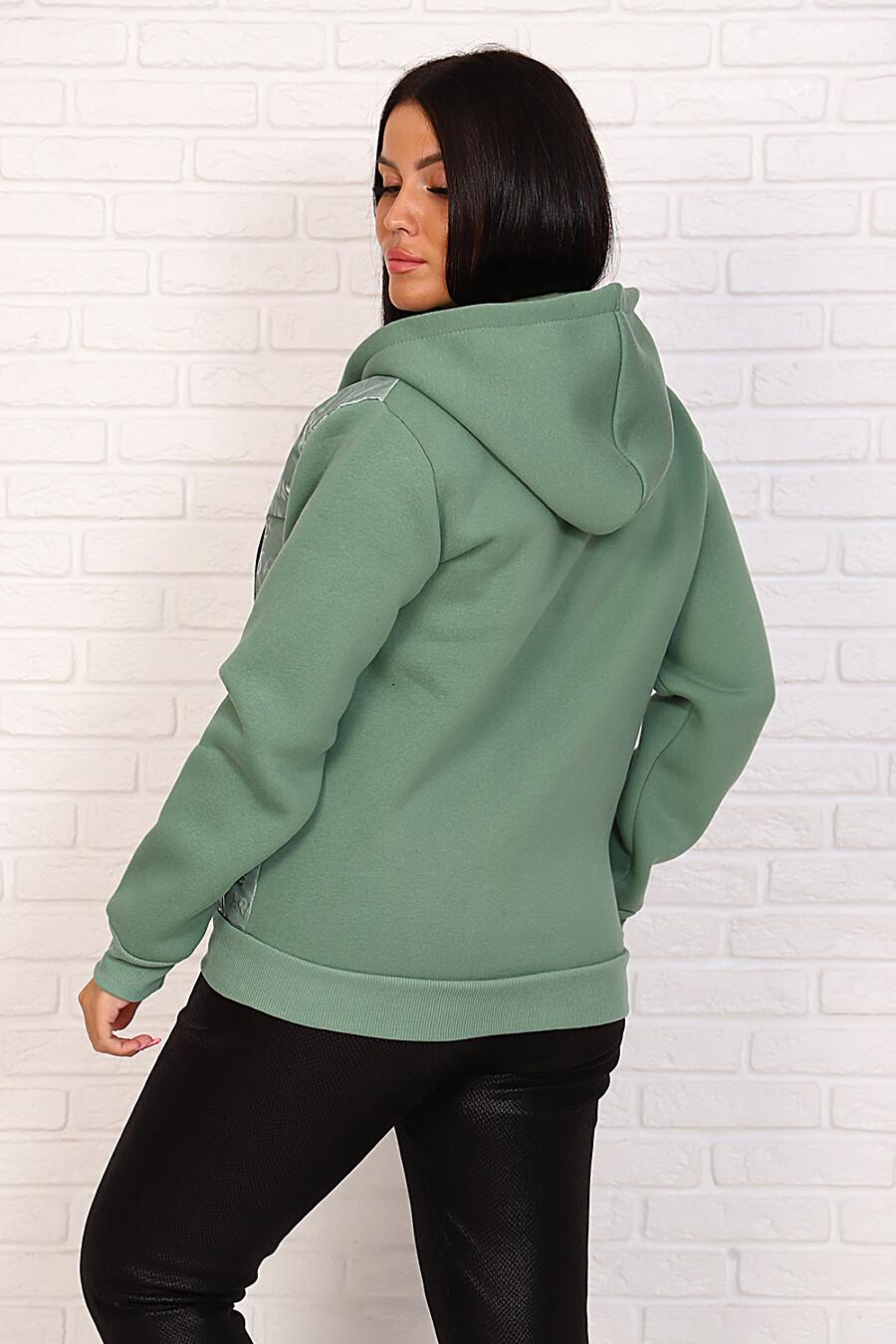 Толстовка 4960 для женщин НАТАЛИ 707443 купить оптом от производителя. Совместная покупка женской одежды в OptMoyo