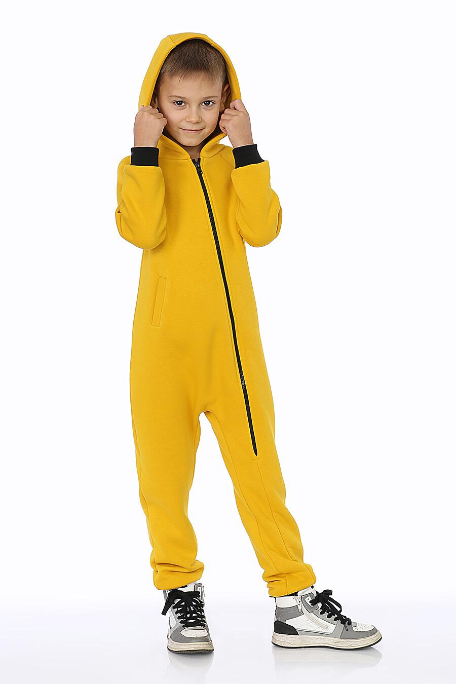 Комбинезон для мальчиков EZANNA 707514 купить оптом от производителя. Совместная покупка детской одежды в OptMoyo