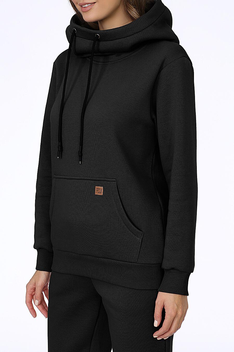 Худи для женщин EZANNA 707976 купить оптом от производителя. Совместная покупка женской одежды в OptMoyo