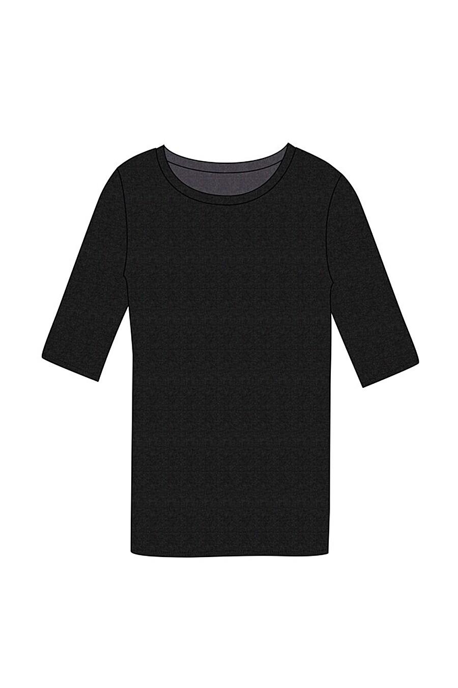 Футболка  для женщин АПРЕЛЬ 707982 купить оптом от производителя. Совместная покупка женской одежды в OptMoyo