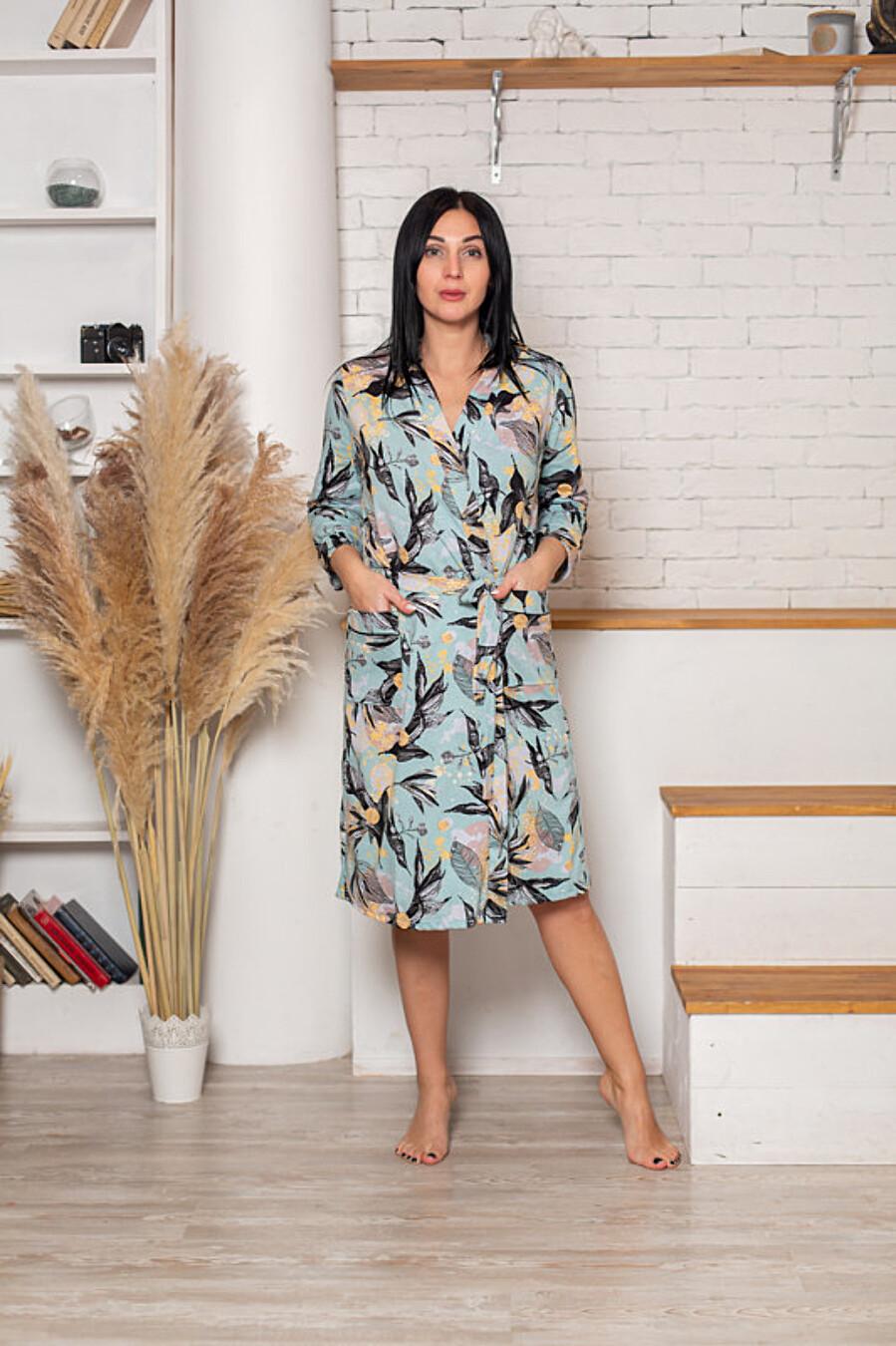 Пеньюар (халат+сорочка) для женщин SOFIYA37 708062 купить оптом от производителя. Совместная покупка женской одежды в OptMoyo
