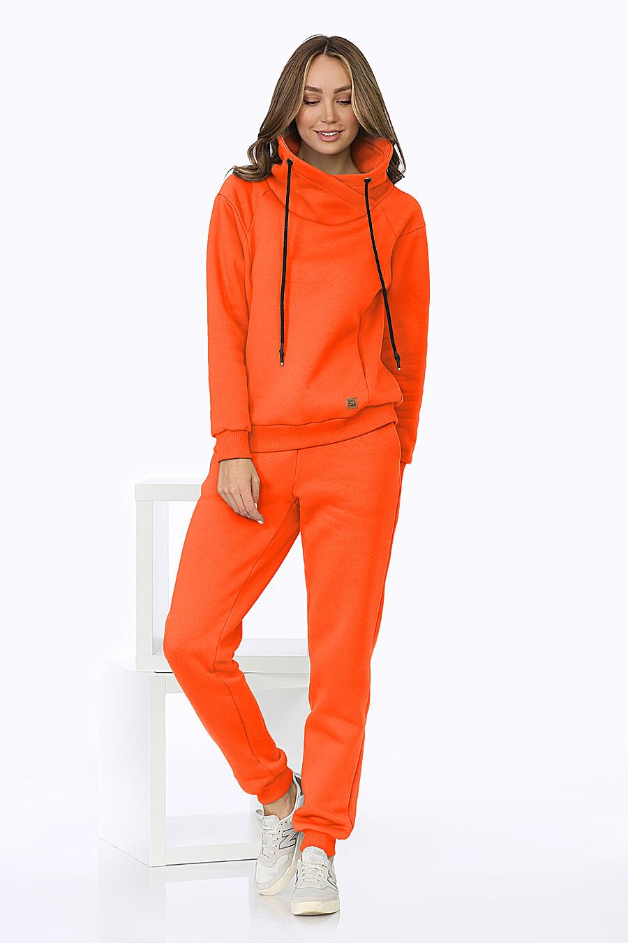Худи для женщин EZANNA 708230 купить оптом от производителя. Совместная покупка женской одежды в OptMoyo