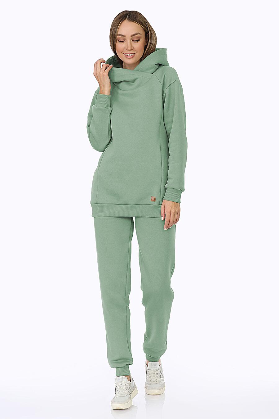 Худи для женщин EZANNA 708519 купить оптом от производителя. Совместная покупка женской одежды в OptMoyo