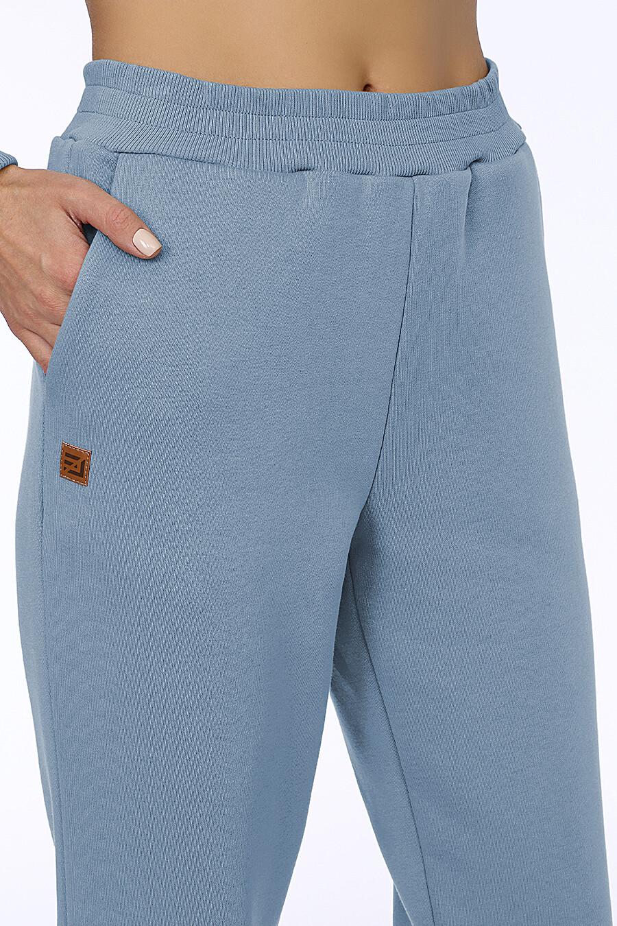 Костюм (Брюки+Худи) для женщин EZANNA 708531 купить оптом от производителя. Совместная покупка женской одежды в OptMoyo
