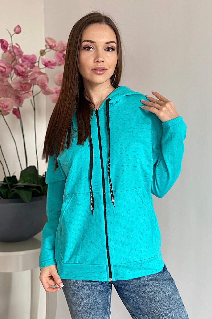 Толстовка 8175 для женщин НАТАЛИ 708657 купить оптом от производителя. Совместная покупка женской одежды в OptMoyo
