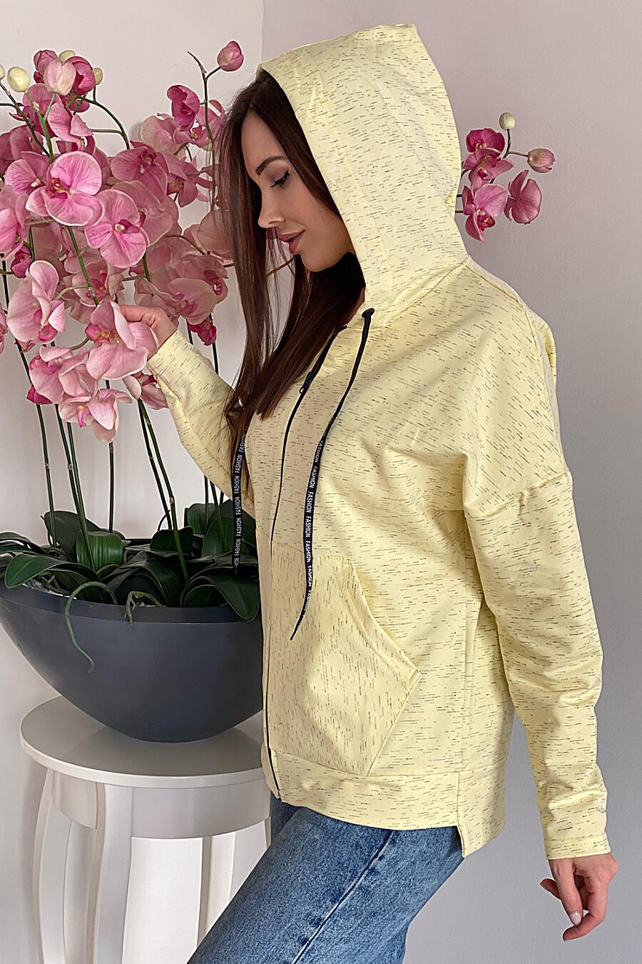 Толстовка 8175 для женщин НАТАЛИ 708661 купить оптом от производителя. Совместная покупка женской одежды в OptMoyo