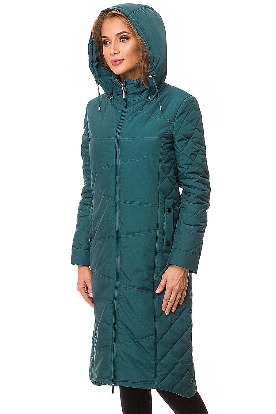 Плащ утепленный DIWAY (85588), купить в Moyo.moda