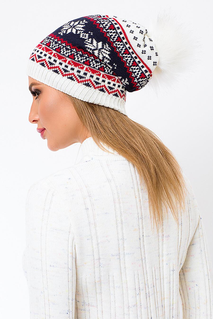 Шапка VAY (96517), купить в Moyo.moda