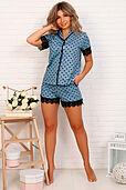 Пижама (Шорты+Кофта)