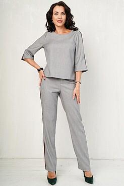 Костюм (блуза+брюки) LADY TAIGA