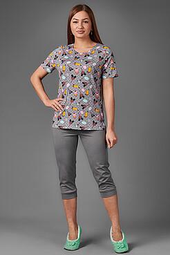 Костюм домашний (футболка+бриджи) ALTEX