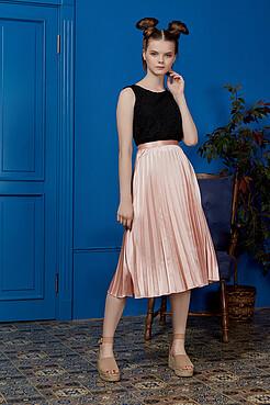Плиссированная юбка Летящая походка Амели MERSADA