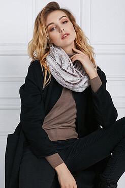 Меховый шарф Однажды в Нью-Йорке Nothing But Love