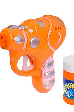 Пистолет с мыльными пузырями BONDIBON