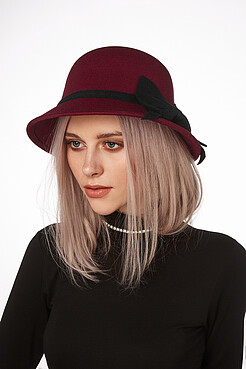 "Шляпа ""Мадемуазель Нитуш"" Nothing Shop"
