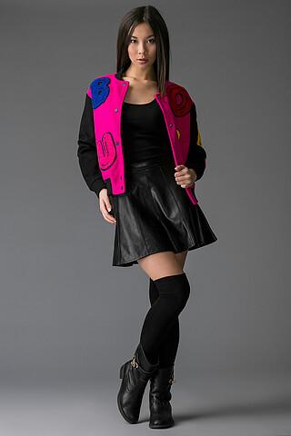 Кожаная юбка Чикаго для Кейтлин MERSADA