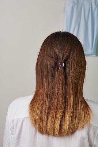 """Заколка для волос """"Блистающий мир"""" Nothing Shop"""