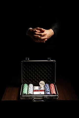 """Набор для игры в покер """"Казино"""" Nothing Shop"""