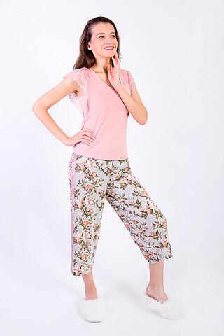 Пижама (Бриджи+футболка) INDEFINI