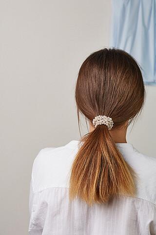 """Резинка для волос """"История цветов"""" Nothing Shop"""