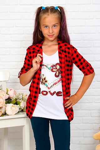 Комплект(Рубашка+майка) СОФИЯ37