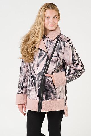 Куртка-пилот KRASAVUSHKA