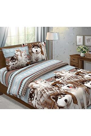 Комплект постельного белья 2-спальный ART HOME TEXTILE