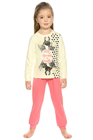 Пижама(Лонгслив+брюки) PELICAN