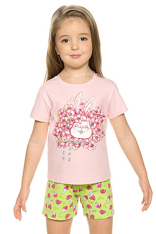 Пижама(Футболка+шорты) PELICAN