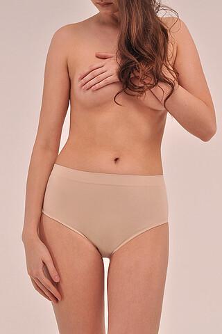 MY Трусы женские SL016 SLIP MAXI (1/156) (nudo (телесный) MY